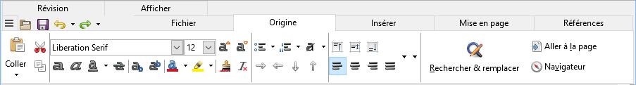 LibreOffice 5.4 - Metabarre