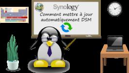 Comment appliquer automatiquement les mises à jour DSM Synology
