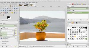 GIMP - Interface mode fenêtre unique