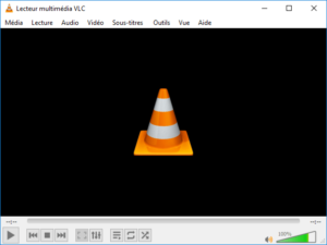 Interface VLC 3.0