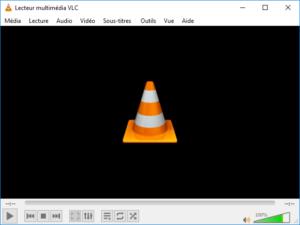 Interface VLC 3.0