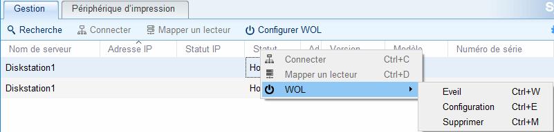 Synology - Wake On LAN