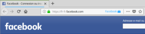 Firefox - Facebook container