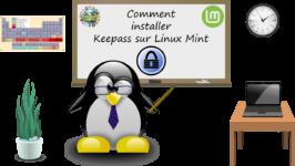 Comment installer KeePass sous Linux Mint