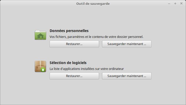 Mintbackup Linux Mint 18.3
