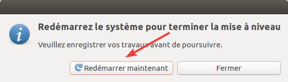 Ubuntu 16.04 vers Ubuntu 18.04 - 9 - Fin