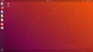 ubuntu 16.04 vers ubuntu 18.04 - nouveau bureau