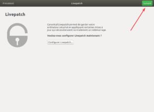 Ubuntu 18.04 premier démarrage - 2