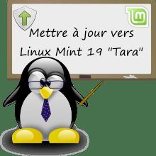 thumbnail mettre a jour vers linux mint 19