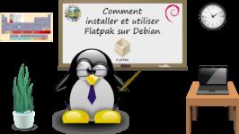 Installation et utilisation de Flatpak sous Debian