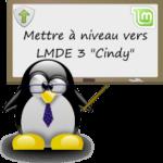 Comment mettre à niveau vers LMDE 3 depuis LMDE 2