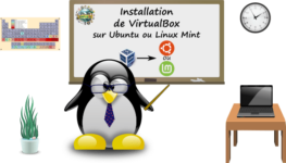 Installer la dernière version de VirtualBox sur Ubuntu ou Linux Mint