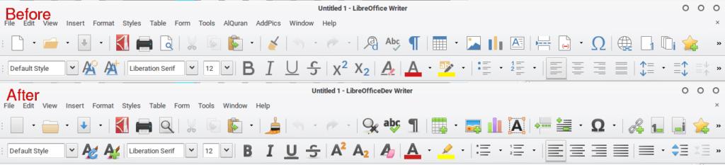 elementary extra large icons