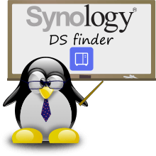 Tutoriel Synology DS finder