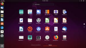 Nouvelles icônes Ubuntu 19.04