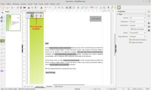 Document caviardé prêt à l'export