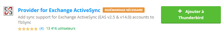 Module Provider for exchange activesync