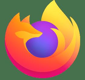 Logo Firefox Browser 2019
