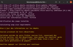 Mettre à niveau vers Ubuntu 19.10 en ligne de commande - Désactivation dépôts tiers