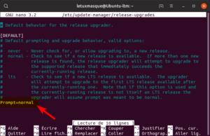 Mettre à niveau vers Ubuntu 19.10 en ligne de commande - Choix canal