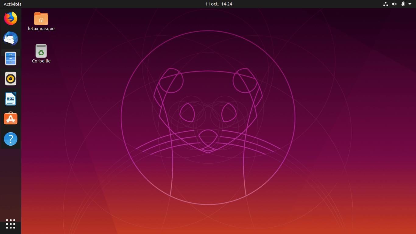 Quoi De Neuf Dans Ubuntu 19 10 Eoan Ermine Numetopia