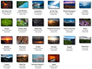 fonds d'écran Linux Mint 19.3 Tricia