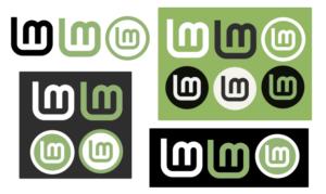 logos linux mint