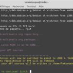 1- mintupgrade download - Changement des dépôts