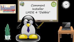 Installation de LMDE 4 nom de code «Debbie» ?