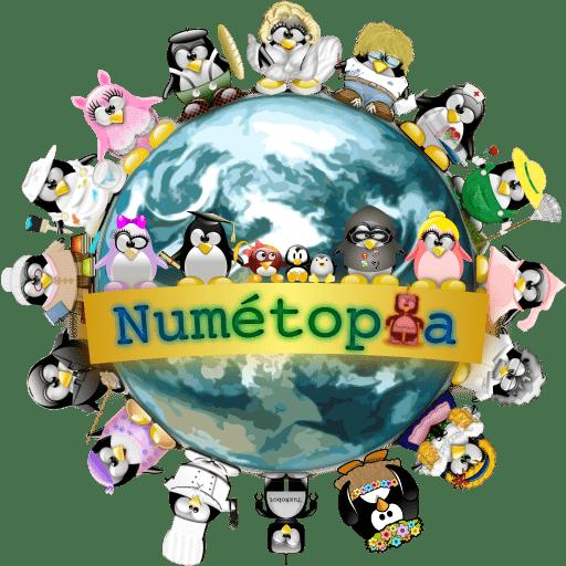 Logo Numétopia
