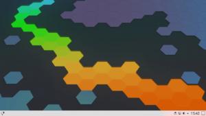 Fond d'écran par défaut de KDE Plasma 5.19