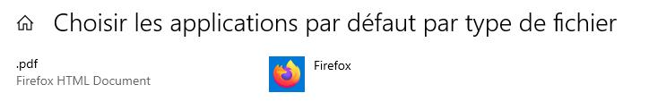firefox 80 lecteur par défaut PDF