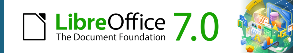 Bannière LibreOffice 7.0