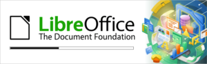 Nouvelle bannière à l'ouverture de LibreOffice 7.0