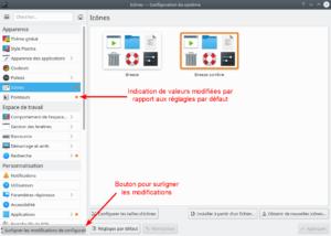 Configuration Système KDE Plasma 5.20