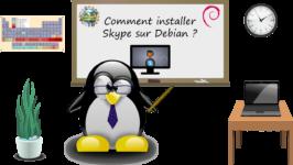 Comment installer la dernière version de Skype sur Debian