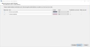 Configurer CardBook 3