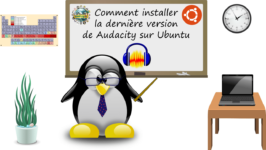 Comment installer la dernière version de Audacity sur Ubuntu