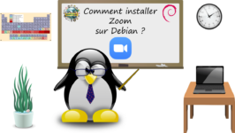 Comment installer Zoom sur Debian ?