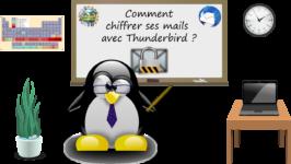 Comment chiffrer ses mails avec Thunderbird ?