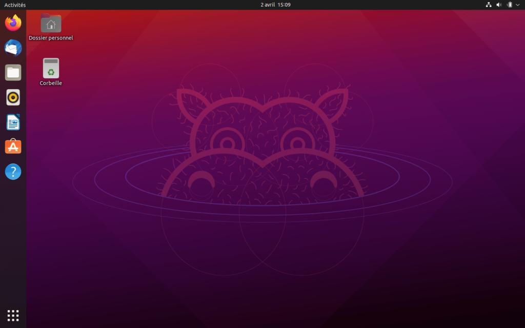 "Ubuntu 21.04 ""Hirsute Hippo"""