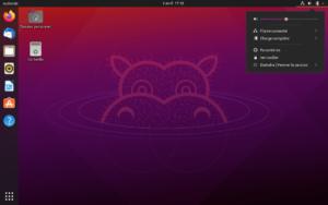 Ubuntu 21.04 - Thème sombre étendu 2