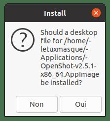 appimage installation