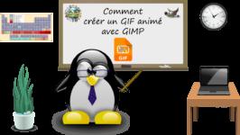 Comment créer un GIF animé avec GIMP