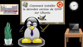 Comment installer la dernière version de GIMP sur Ubuntu