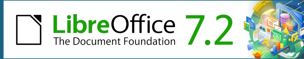 LibreOffice 7.2 banner