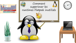 Comment supprimer les runtimes Flatpak inutilisés